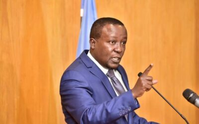 RACE TO 2021 POLLS: Kabuleta to ride on music in campaigns as he runs for presidency
